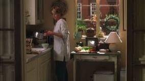 Kitchen scene youve got mail